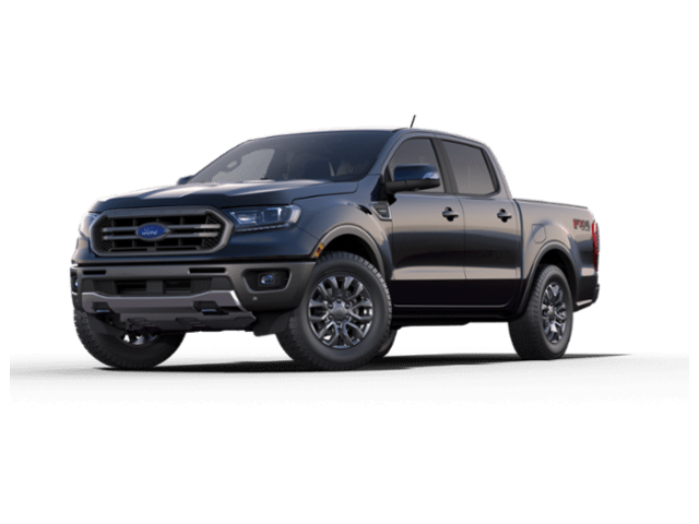2019 Ford Ranger LARIAT 4WD SuperCrew 5 Box I4 Engine